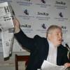 В Центральном Доме журналистов прошла презентация газеты «Новый вторник»