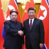 Си Цзиньпин и Ким Чен Ын провели переговоры