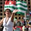 Вчера Абхазия отметила 25-летие Победы в войне с Грузией и провозглашение независимости