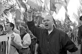 В Киеве начались нацистские расправы