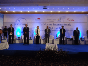 Семинар в отеле Le Palace – Gammarth   при участии   Министра по Туризму и Ремеслам Туниса Госпожа Сальма Эллуми Рекик