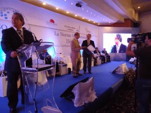 Генеральный директор  Национального Офиса по Термализму и Гидротерапии  Туниса Rzig Oueslati