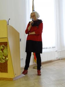 Штемберг Ольга Николаевна – заместитель председателя Комитета ТПП РФ по природопользованию и экологии