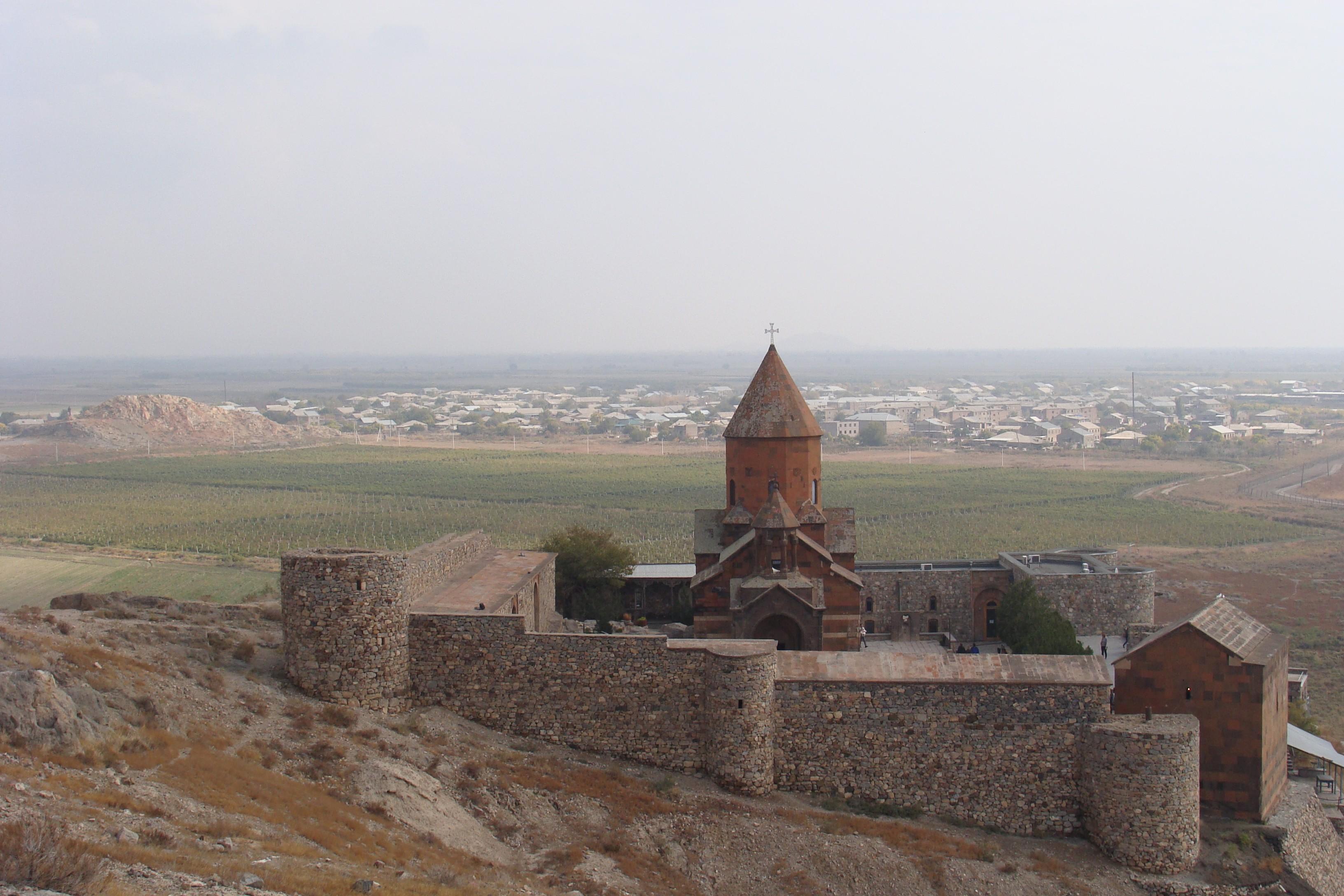 Автостопом по Кавказу (14)
