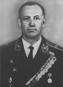Контр-адмирал Трофимов А.А.