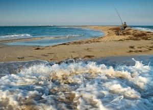Крым станет полуостровом исчезнувших пляжей