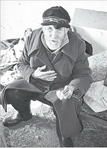 Человек с советским паспортом