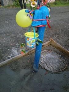 А у нас — водопровод! Вот