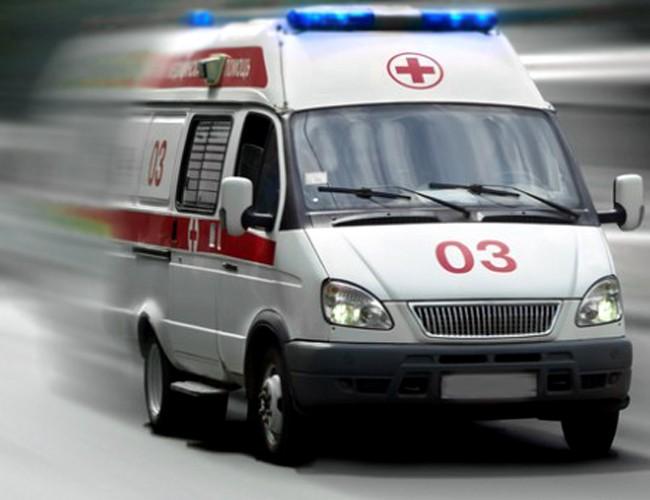 Девочка, которую придавил автомобиль к стене дома в Ногинске, умерла в больнице