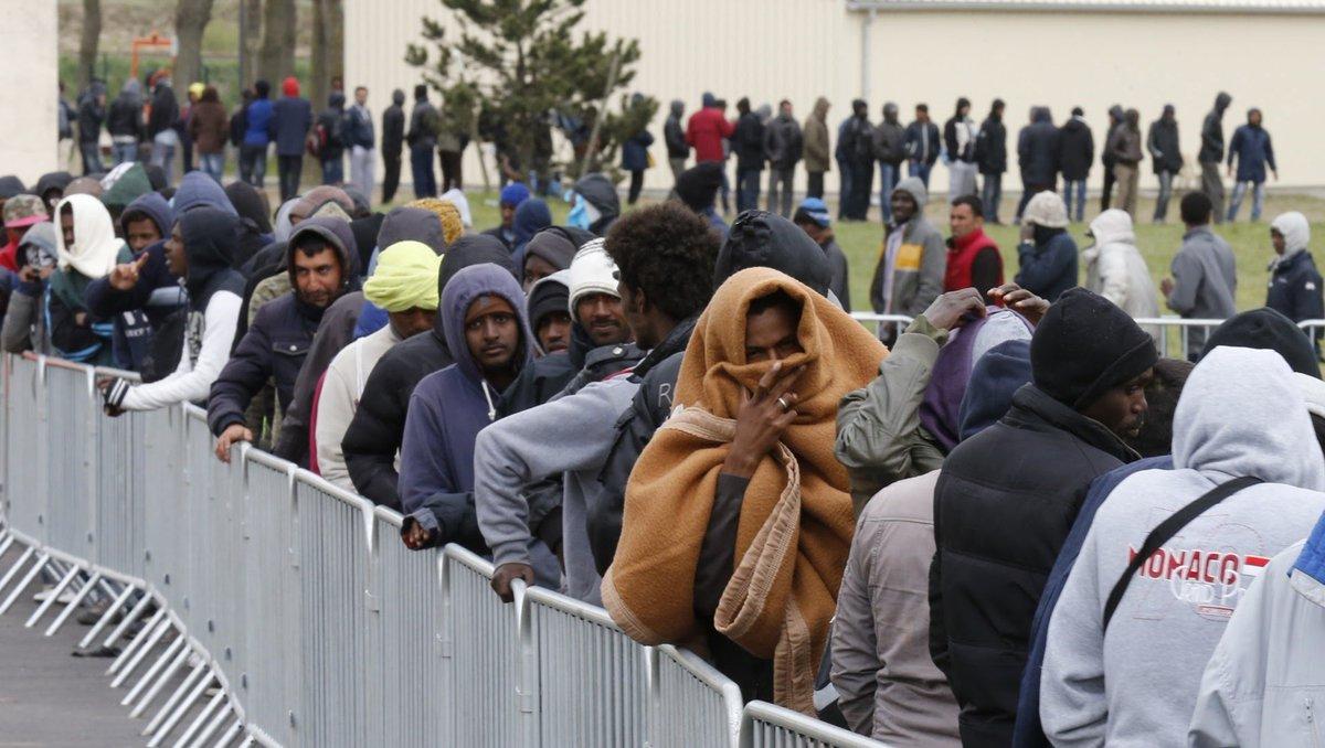 Африканцы «оккупировали» Германию