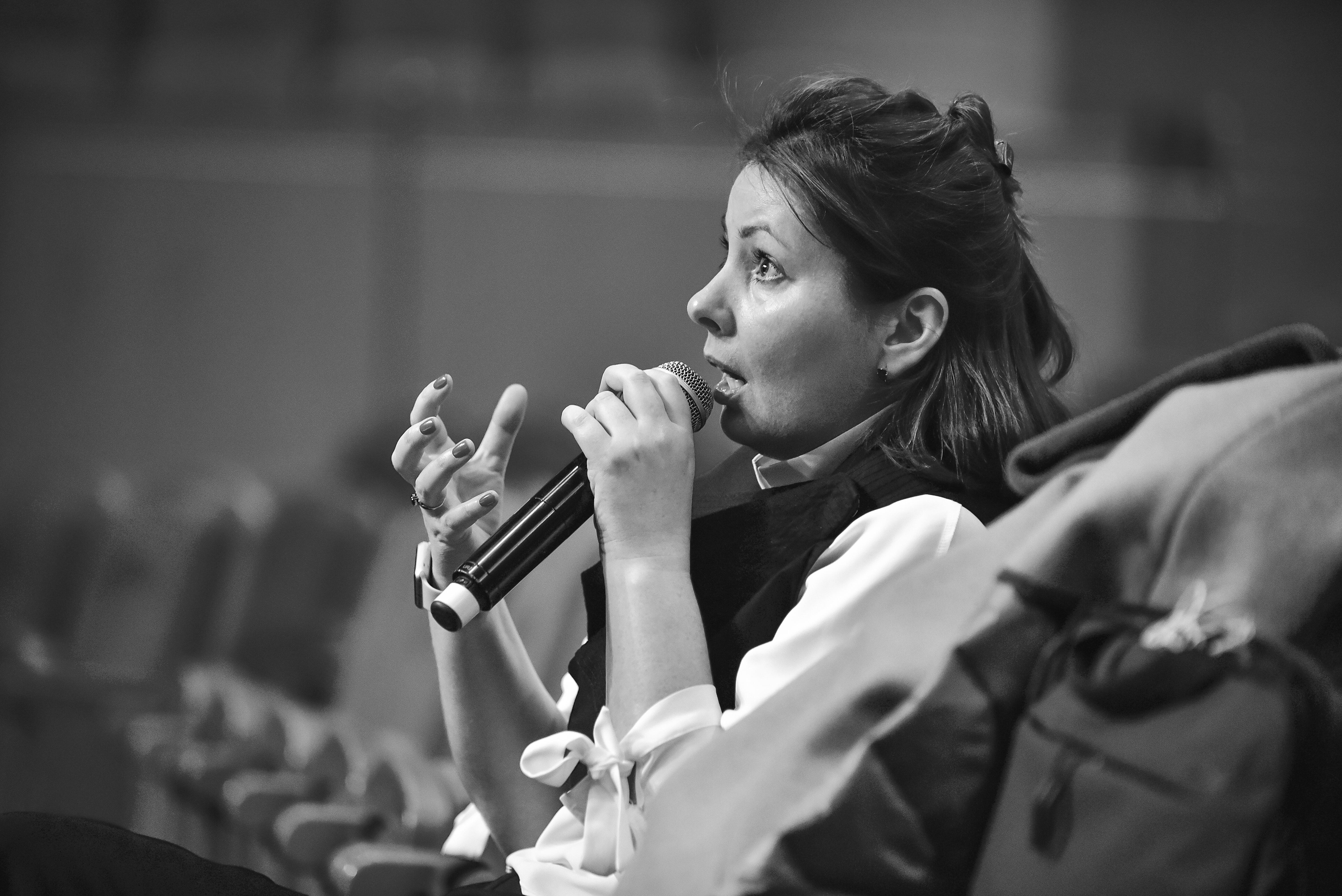 Анна Бабанова: «Для меня важно проплакать спектакль»