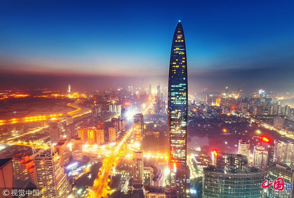 Специальный репортаж из Шэньчжэня - мировой кузницы инноваций китайской мечты