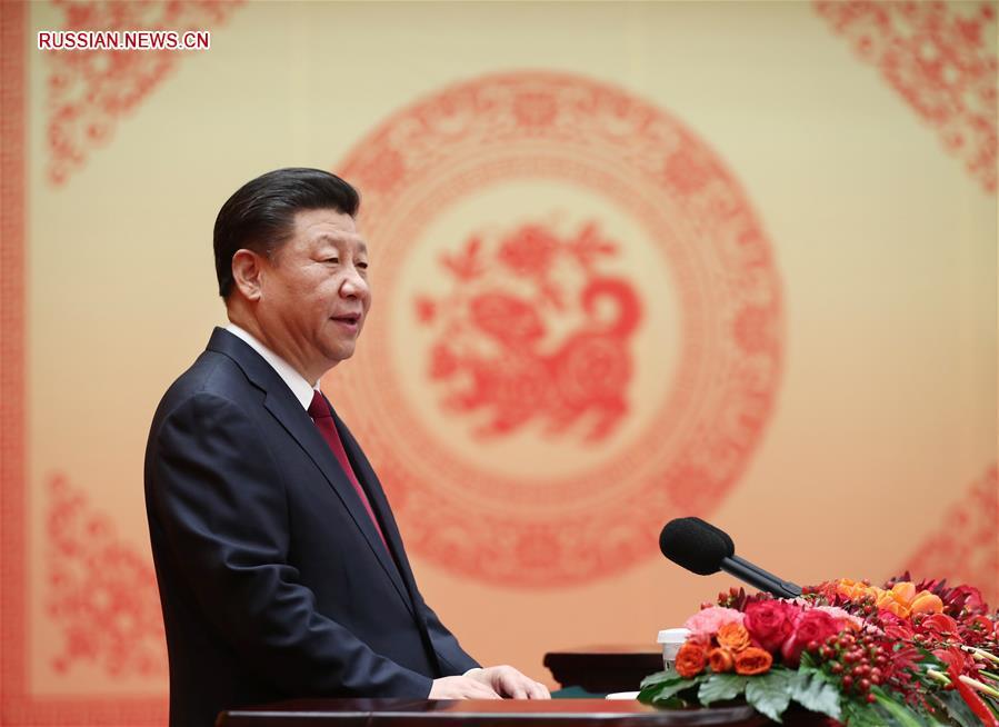 В объективе – Китай | Китайские лидеры поздравили жителей страны с праздником Весны