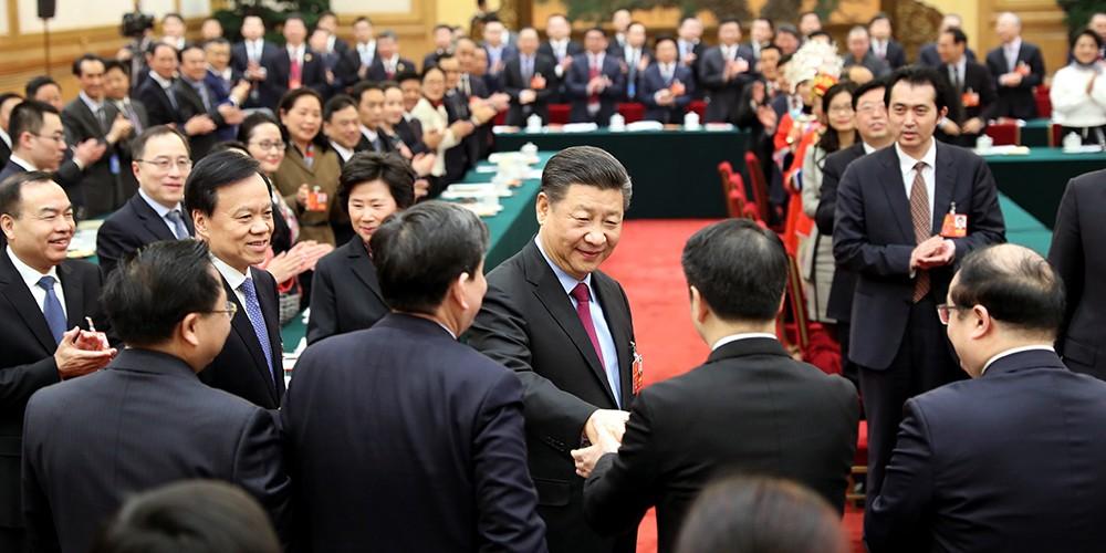 В Китае одобрены поправки в Конституцию страны