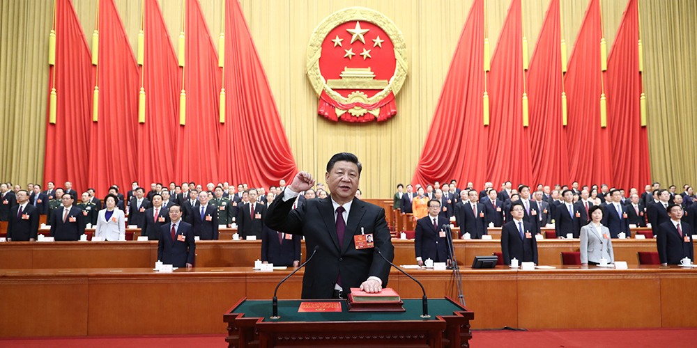 В объективе - Китай | Си Цзиньпин поздравил Владимира Путина с победой на президентских выборах