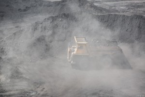 Черная пыль Сахалина