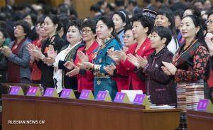 В Пекине открылся 12-й Всекитайский съезд женщин