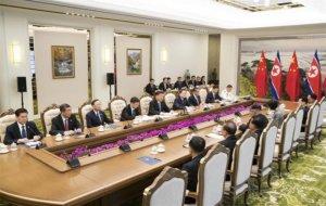 Государственный визит Си Цзиньпина в КНДР, 20-21 июня 2019 года