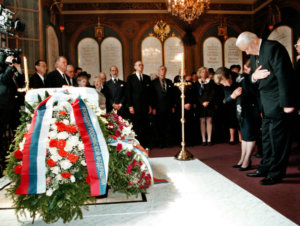 Похороны царя