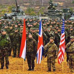 НАТО «отрепетирует» войну с Россией