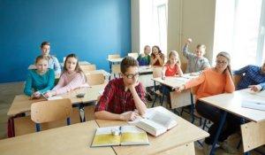 Российские школьники — самые незагруженные в мире