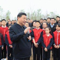 Саженцы от Си Цзиньпина